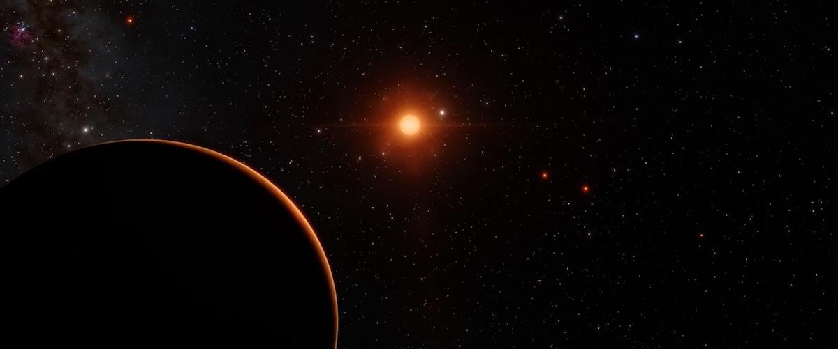 TRAPPIST-1 star,